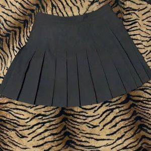 Vintage black Prince tennis skirt